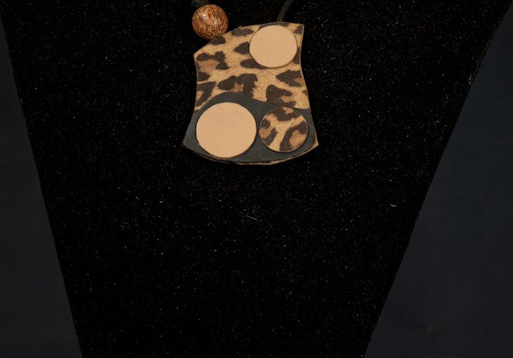 Pandant piele PP-123